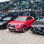 Diminution des ventes Audi au premier trimestre 2017 en raison de circonstances exceptionnelles en Chine