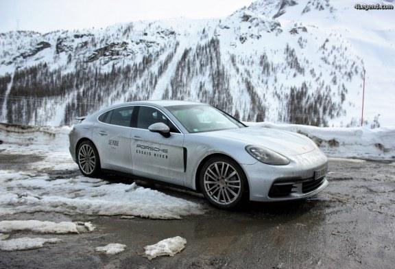 Porsche essais hiver 2016-2017: Panamera 4S