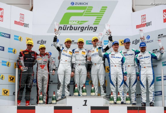 Victoires des clients d'Audi en sport automobile en Arabie Saoudite et au Nürburgring avec les Audi R8 LMS et RS 3 LMS