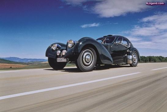 La Bugatti Type 57SC Atlantic récompensée au Motor Klassik Award 2017