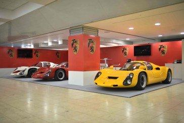 Techno Classica 2017 – Des Porsche 910 fabriquées par EVEX et Kreisel et notamment en version électrique