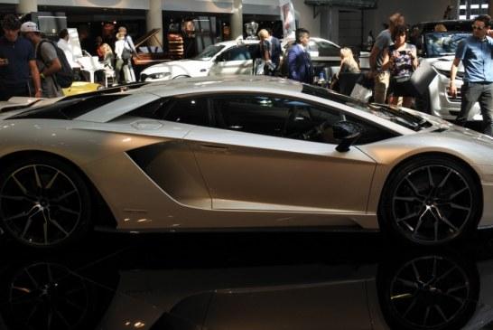 Top Marques 2017 – Lamborghini à l'honneur avec l'Aventador S et le Lamborghini Centenario Tractori