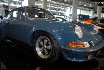 Top Marques 2017 – Porsche 911 ST Backdate de 1991 présentée par Jean Lain Vintage