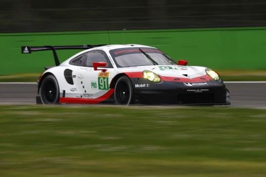WEC Prologue – Les pilotes Patrick Pilet & Dirk Werner sont les 3ème pilotes de Porsche GT aux 24 Heures du Mans 2017