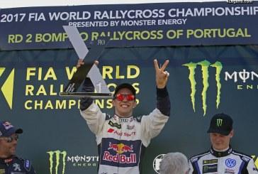 World RX – Victoire de Mattias Ekström au Portugal avec l'Audi S1 EKS RX quattro