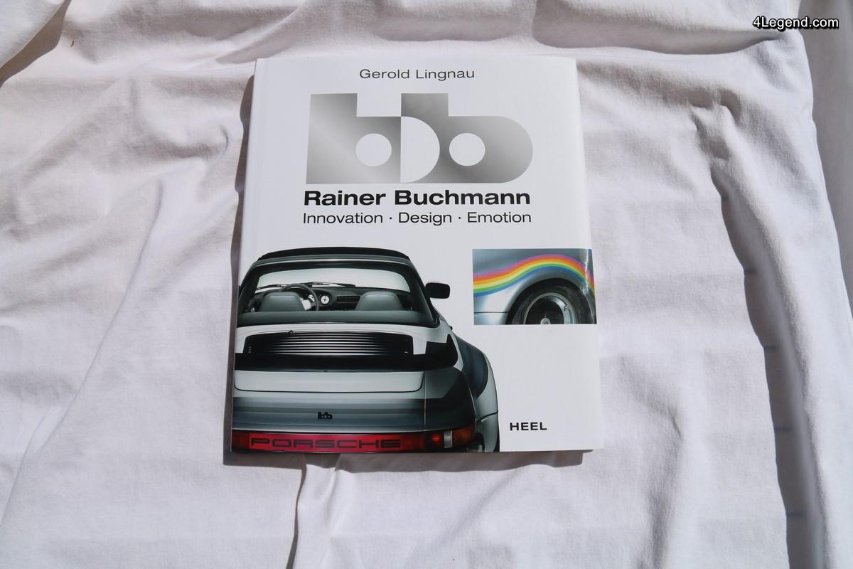 Livre bb - Rainer Buchmann chez Heel - L'histoire du célèbre préparateur Porsche