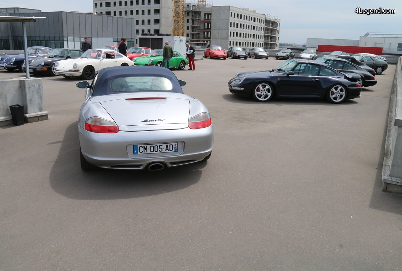 Grande vente aux enchères Porsche dans le garage Mannes - 1ère partie