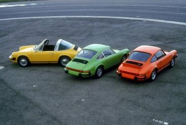 Les 21 innovations de la Porsche 911 de 1963 à 2015