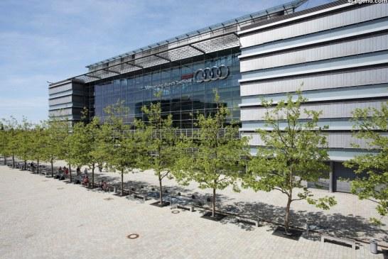 Audi lance un programme d'investissement pour les voitures électriques