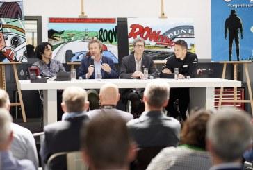 Porsche face à Vaillant « A l'épreuve du Mans » – La nouvelle BD Michel Vaillant