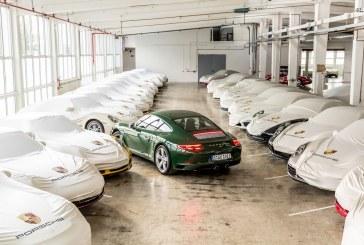 Fin du suspense sur la fameuse Porsche personnalisée par Porsche Exclusive Manufaktur