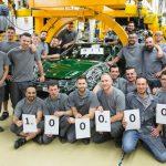La millionième Porsche est sortie des chaînes de production
