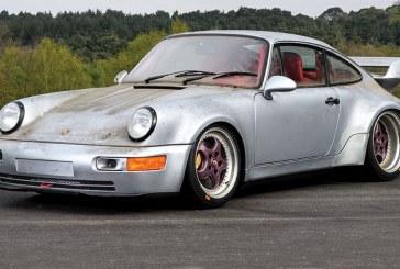 Porsche 911 Carrera RSR 3.8 de 1993 neuve en vente pour 2 millions d'euros