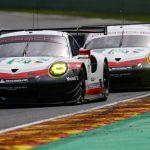WEC – Les Porsche 911 RSR terminent 5ème et 6ème aux 6 Heures de Spa 2017