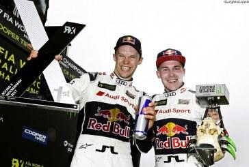 World RX – Nouvelle victoire de Mattias Ekström avec son Audi S1 EKS RX quattro au Hockenheimring