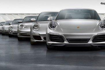 De zéro à 1 000 000 : sept générations de la Porsche 911