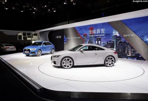 Audi définit la future stratégie de son réseau de concessionnaires avec ses partenaires en Chine
