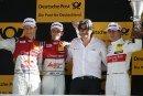 DTM – Superbe doublé Audi au Lausitzring 2017