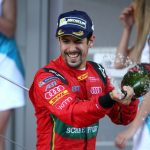 Formula E – Seconde place pour Lucas di Grassi au volant de son Audi ABT à Monaco