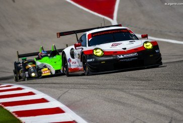 IMSA – Une course décevante pour les Porsche 911 RSR et 911 GT3 R à Austin