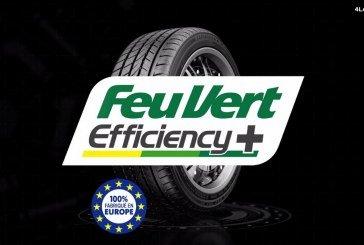 Nouveau pneu Feu Vert «Efficiency +» – L'évolution d'un best seller