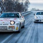 Porsche NordKapp Tour 2017 – Un road trip hivernal en Porsche 944 Turbo et 718 Cayman S au Cap Nord