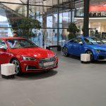 Bon premier trimestre 2017 pour Audi