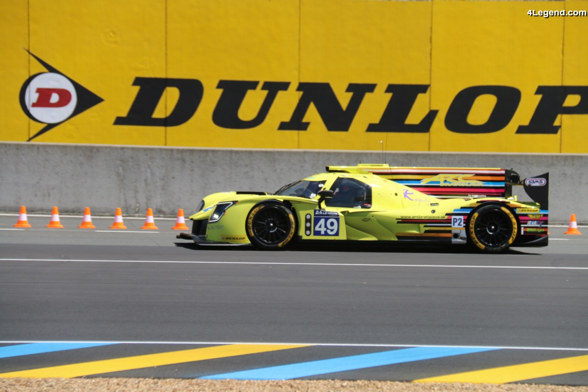 24H 2017 - En immersion chez Dunlop Motorsport durant la course des 24 Heures du Mans - 1ère partie