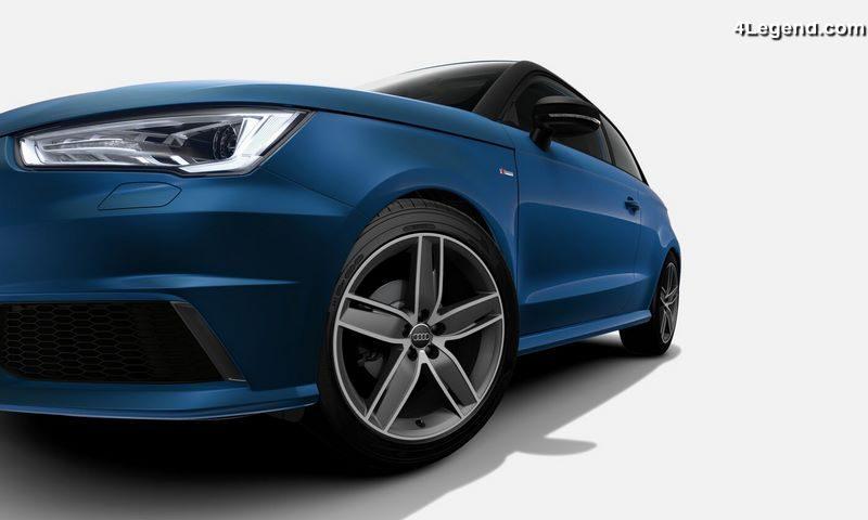 Audi A1 S Edition Une Nouvelle S 233 Rie Sp 233 Ciale Bas 233 E Sur