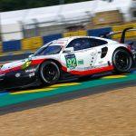 24H 2017 – Photos de la 1ère journée d'essais et de qualification pour les Porsche 911 RSR