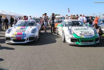24H 2017 – Dan Cammish gagne la Porsche Carrera Cup Le Mans 2017
