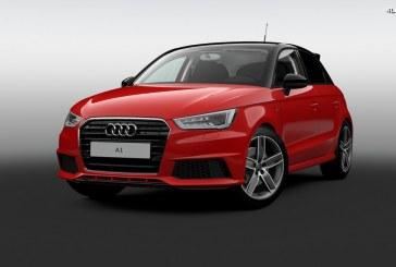 Audi A1 S Edition – Une nouvelle série spéciale basée sur le moteur 1.8 TFSI 192 ch S tronic