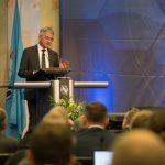 Discours de Rupert Stadler, PDG de Audi, sur l'intelligence artificielle au congrès de l'ONU à Genève