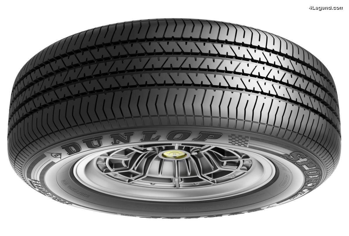 Dunlop Sport Classic - Un pneu vintage de hautes performances