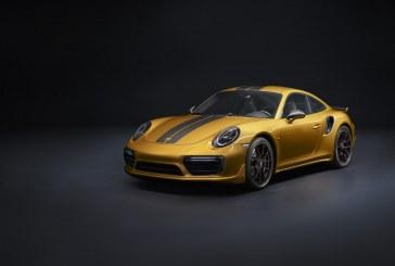 Nouvelle Porsche 911 Turbo S Exclusive Series – Puissante et limitée à 500 exemplaires
