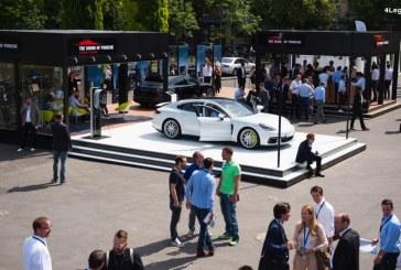 NOAH 17 Berlin – Porsche investit dans l'écosystème numérique pour ses futurs modèles