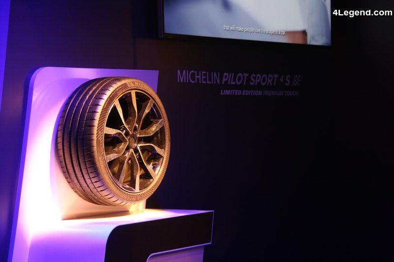 24h 2017 nouveau pneu michelin pilot sport 4 s limited edition premium touch. Black Bedroom Furniture Sets. Home Design Ideas