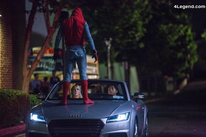 E3 2017 : Spider-Man tisse sa toile en vidéo très QTE