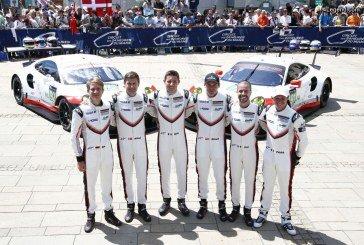 24H 2017 – Photos de la 2ème journée de pesage au Mans avec les Porsche 911 RSR
