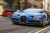 Bugatti London accueille officiellement la première Chiron livrée au Royaume-Uni