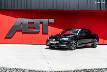 ABT propose des préparations pour l'Audi A5 Cabriolet développant jusqu'à 330 ch