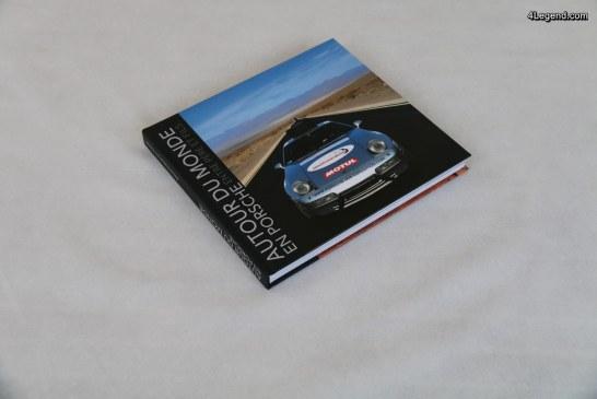 """Livre """"Autour du Monde en Porsche entre Père et fils"""" – Éditions Le Monde pour Passager"""