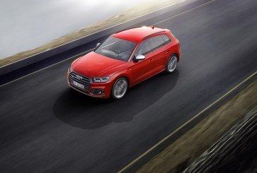 Ouverture des commandes de la nouvelle Audi SQ5 – Tarif 2017