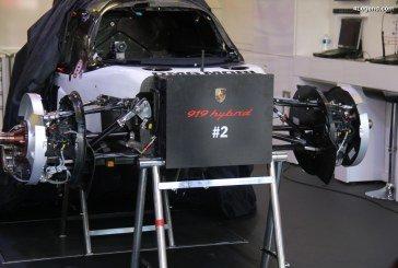 Nouveau règlement 2020 de l'ACO concernant les voitures LM P1 Hybride (Porsche)