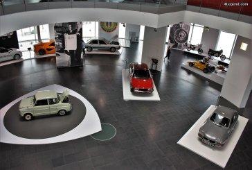 Exposition Revolution - Audi Forum Ingolstadt.
