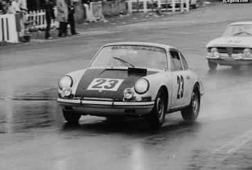 Célébrations des 50 ans de la 1ère victoire de Porsche aux 24 Heures de Spa