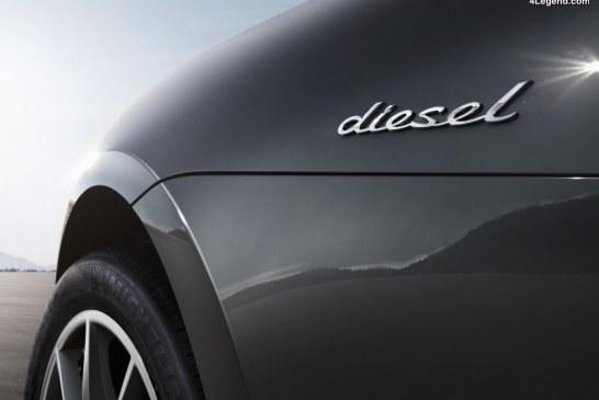 Porsche va proposer une mise à jour technologique gratuite pour les clients équipés de moteurs diesel V6 et V8