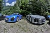Participation d'Audi au Motor Sportive Day, une belle réussite!