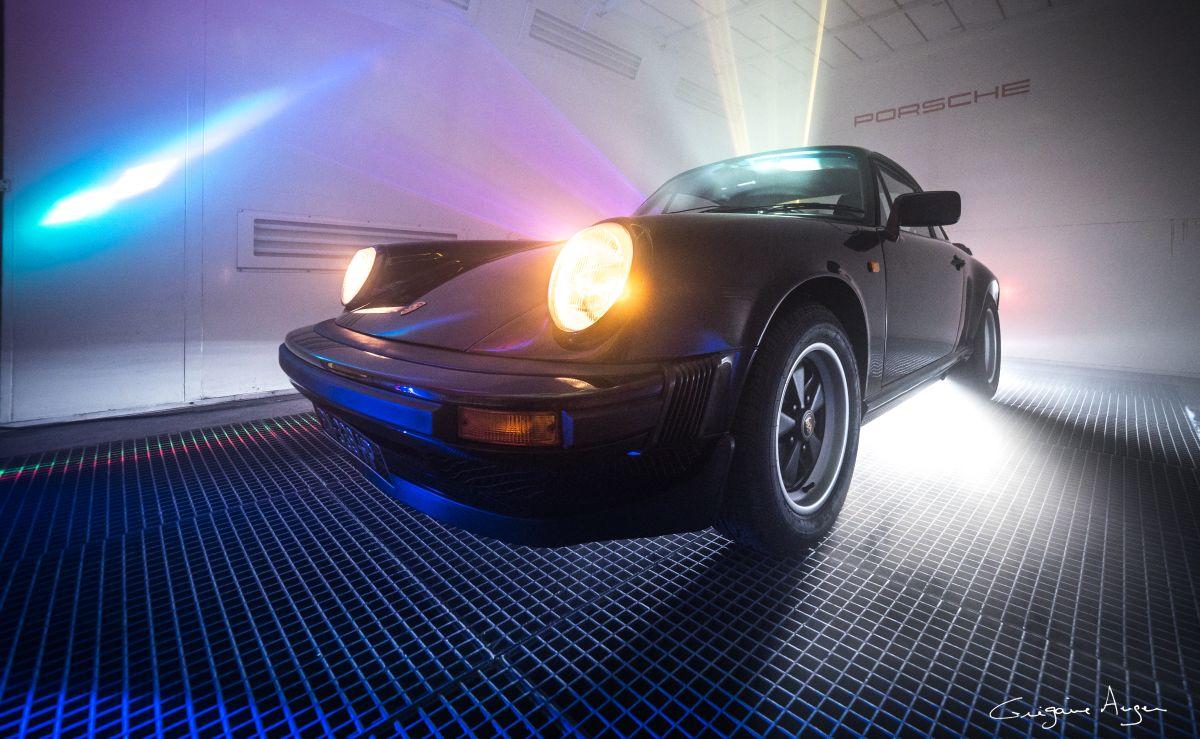 Épisode 6 – Fin de la restauration d'une Porsche 911 Carrera 3.2 Clubsport de 1988 par le Centre Porsche Rouen – Concours de Restauration Classic 2017