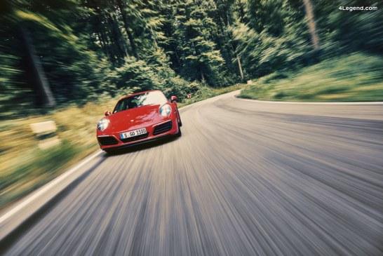 Porsche est la marque de véhicule la plus attrayante pour les clients américains